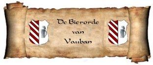 De Bierorde van Vauban Ieper Logo